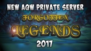 getlinkyoutube.com-New AQW Private Server 2017
