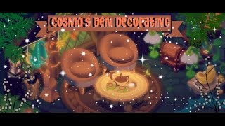 getlinkyoutube.com-Animal Jam Cosmo's Den Decorating