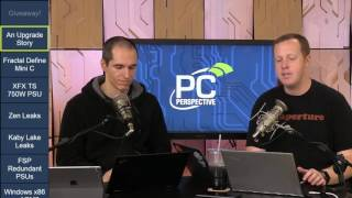 getlinkyoutube.com-PC Perspective Podcast 427 - 12/01/16