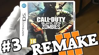 """getlinkyoutube.com-BO1 NINTENDO DS ZOMBIES """"TEMPLE"""" REMASTERED IN BLACK OPS 3! Call of Duty BO3 Mod Gameplay"""