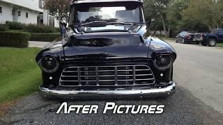getlinkyoutube.com-57 Chevy 3100 Restomod Project