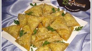 getlinkyoutube.com-شهيوات ريحانة كمال بريوات باللحم المفروم ، الشعرية الصينية و الجبن