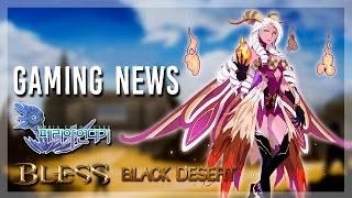 getlinkyoutube.com-Sword Art Online MMO!? Bless Update, Peria Chronicles & More!