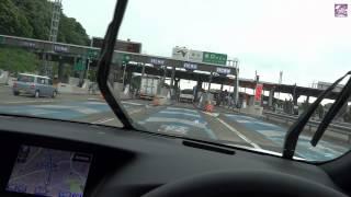 getlinkyoutube.com-LEXUS MC RX450h F SPORTで首都高、東名道を走行した①