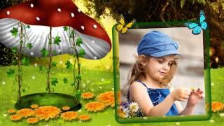 getlinkyoutube.com-Детский проект  для  программы Proshow Producer Приходите в гости к нам!
