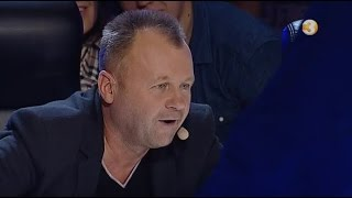 "iliuzionistas Anton Lavrentjev - ""Lietuvos Talentai"", atranka 2014"