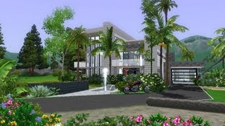 getlinkyoutube.com-The Sims 3 House Building -Spring Lake 20- DutchSims 3 Master