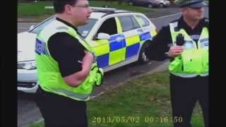 getlinkyoutube.com-UK Police don't like being filmed while they bully lady
