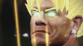 getlinkyoutube.com-John Cena turning into a Super Saiyan - Best Vine Ever