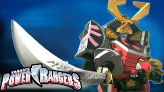 getlinkyoutube.com-Power Rangers - Zord Battles and Epic Explosions!