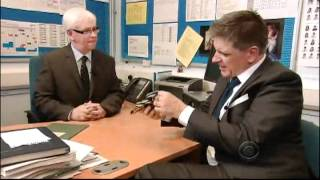 getlinkyoutube.com-Craig Ferguson 5/16/12D Late Late Show in Scotland scketch & school
