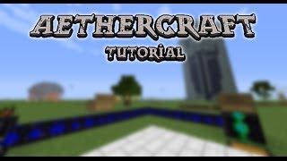 getlinkyoutube.com-Minecraft Aethercraft - Mod showcase/tutorial
