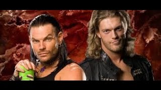 Jeff Hardy vs Edge l Extreme Rules 2009 l Combates WWE