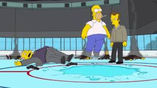 getlinkyoutube.com-The Simpsons S23E01 Violence