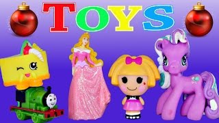 getlinkyoutube.com-DCTC Blind Bag Toys Do It Yourself Frozen My Little Pony Thomas Shopkins Disney Princess Lalaloopsy