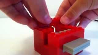 getlinkyoutube.com-Lego candy machine tutorial