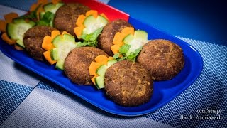 getlinkyoutube.com-বাবুর্চি স্টাইলে শামি কাবাব | Bangladeshi Baburchi Style Shami Kabab Recipe | Kebab