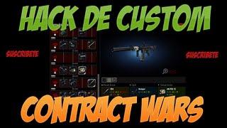 getlinkyoutube.com-Hack de Contract Wars - Hack Custom [Parchado]