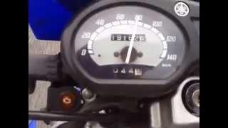 getlinkyoutube.com-Top speed xtz 125 (original)