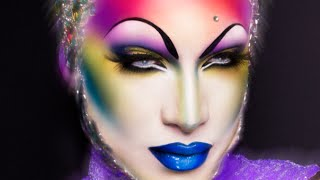 getlinkyoutube.com-Miss Fame - Cosmic Queen Makeup Tutorial