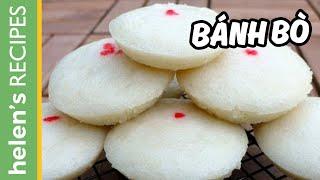 getlinkyoutube.com-Bánh bò - Vietnamese Steamed Rice Cake (Cow cake)