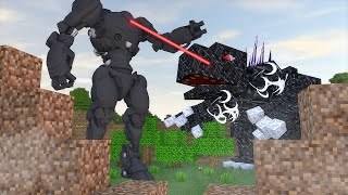 getlinkyoutube.com-Minecraft Mod : Robô GIGANTE DE GUERRA (MOD MAIS ÉPICO DO MINECRAFT)