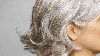 le henn sur les cheveux blancs - Coloration Vgtale Cheveux Blancs
