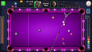 getlinkyoutube.com-8 Ball Pool - My Top 5 Favorite Shots!