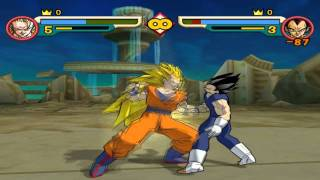 getlinkyoutube.com-DragonBall Z Budokai 2 on Dolphin SVN 7540 (720P)