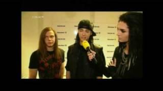 getlinkyoutube.com-Tokio Hotel über Stalking Attacke ( Kaulitz, Songs, Boygroup)
