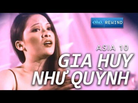 «ASIA 10» Như Vạt Nắng – Như Quỳnh, Gia Huy
