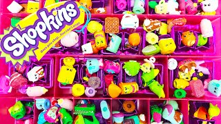 getlinkyoutube.com-Shopkins Storage Case How to Store Your Shopkins Season 2