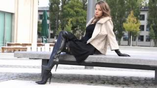 getlinkyoutube.com-Thigh High Boots from Fernando Berlin - Model 110