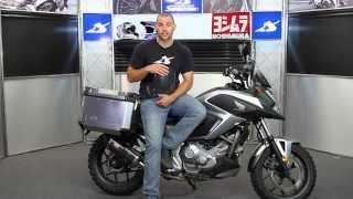 getlinkyoutube.com-Easy Upgrade Project Bike - Honda NC700X | Motorcycle Superstore