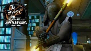 getlinkyoutube.com-Star Wars Battlefront II Mods (PC) HD: The Battles of the Clone Wars (ALPHA) - Coruscant