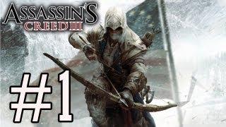getlinkyoutube.com-Assassin's Creed 3 - Walkthrough Partie 1 Commenté [HD]