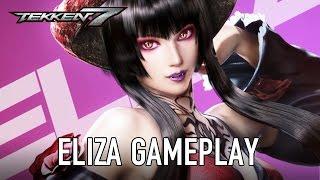 TEKKEN 7 - Eliza Játékmenet Trailer