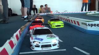getlinkyoutube.com-Rc Drift Night Show editia 2013