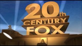 getlinkyoutube.com-20th century fox logo (Slow)