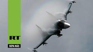 getlinkyoutube.com-Rusia destruye un búnker subterráneo del EI con explosivos en Raqqa