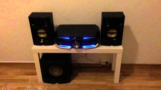 Philips FX 55/12 - Using Max Sound