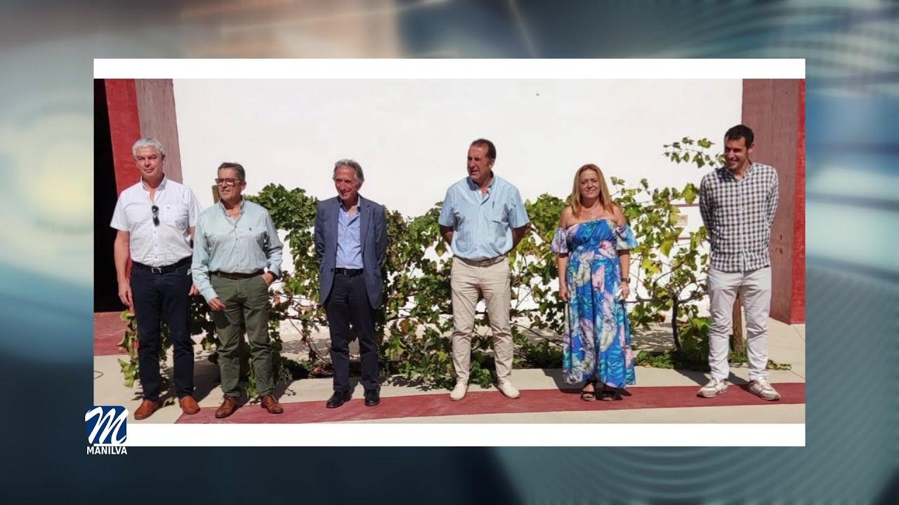 Manilva en la presentación del plan de la Ruta del Vino de Ronda y Málaga