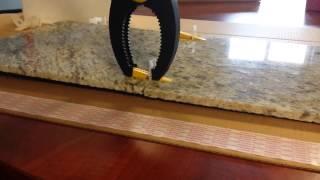getlinkyoutube.com-Lazy Granite Tool Kit & Tile Leveling