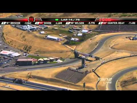 IndyCar 2010 Race 13 Indy Grand Prix of Sonoma 3 of 11