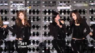 getlinkyoutube.com-SNSD - Run Devil Run (Oct 10, 2011)