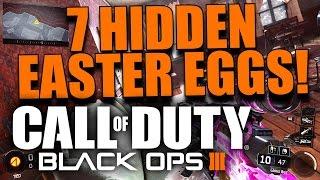getlinkyoutube.com-Black Ops 3: 7 MOAR Hidden Multiplayer Easter Eggs! (BO3 Secrets)