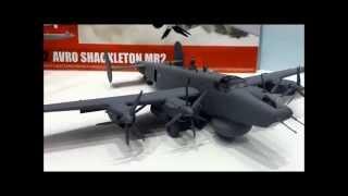 getlinkyoutube.com-Nuremberg Toy Fair 2015 - Airfix New Plastic Model Kits