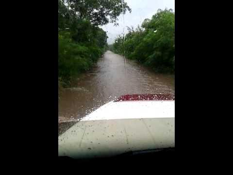 Scania 113 - inundación Córdoba febrero 2015