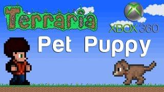 getlinkyoutube.com-Terraria Xbox - Pet Puppy [94]