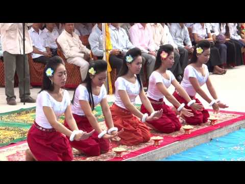 Don Bosco Kep Cambodia Official Opening on March 7 2013